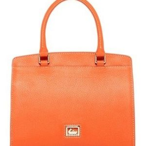 Dooney & Bourke 6L689OR Small Blair Orange Handbag